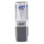 The PURELL ES Everywhere System makes hand hygiene accessible. It is designed to fit your world, your health and well-being needs and your way of life.