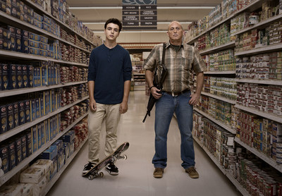 View the rest of the ads at www.momsdemandaction.org/kroger (PRNewsFoto/Moms Demand Action for Gun Sense)