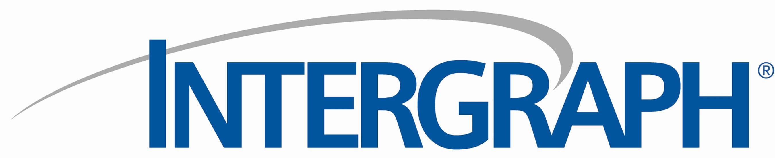 Intergraph logo.