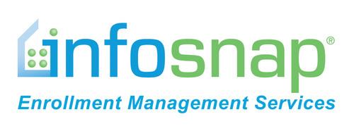 infosnap: Enrollment Management Services. (PRNewsFoto/infosnap)