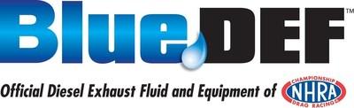 BlueDEF Logo