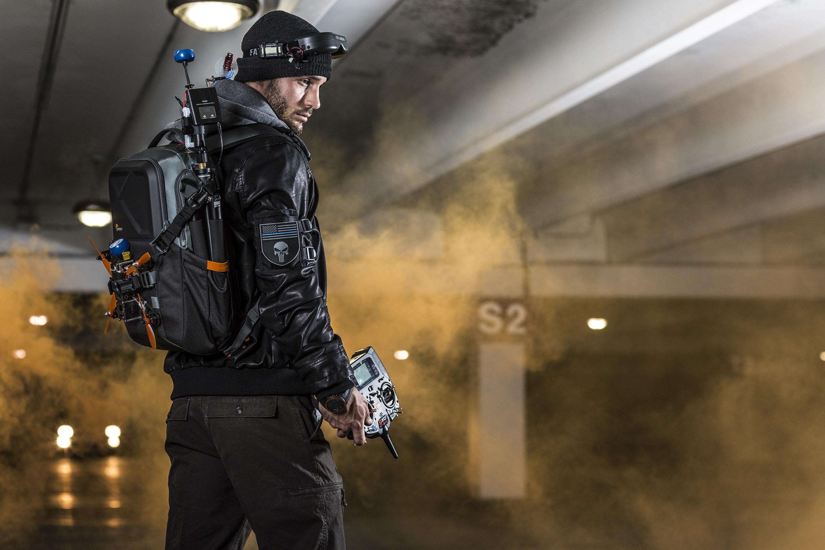 Lowepro's new QuadGuard collection, designed by and for drone racers and FPV flight enthusiasts, keeps quadcopter gear neat, organized and accessible with a promise of remarkable protection for confidence wherever your next adventure takes you.