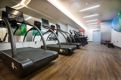 EVEN Hotels New York - Times Square South features a natural light filled 1,200 sq. ft. Athletic Studio which wraps around the ground floor level for guests desiring a great workout. Spin and yoga classes are offered in addition to morning runs off the Hudson River led by the property's Chief Wellness Officer so guests can Keep Active.