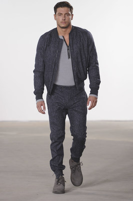 UGG Footwear Featured on the Runway for Cadet's FW16 Men's Collection