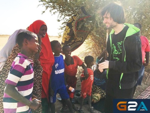 showing the world that the gaming community is all about helping others. See the movie of Athene asking  for ...