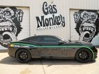 "2015 Chevy Camaro designed by the crew of Gas Monkey Garage and Discovery Channel's ""Fast N' Loud"""