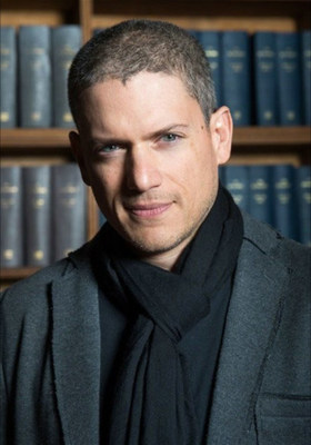 "Wentworth Miller, star of the hit television series ""Prison Break"" which returns to Fox in the spring, is a mental health advocate and now ambassador for Active Minds, the nation's premier nonprofit supporting mental health awareness and education for students. Photo by Roger Askew."