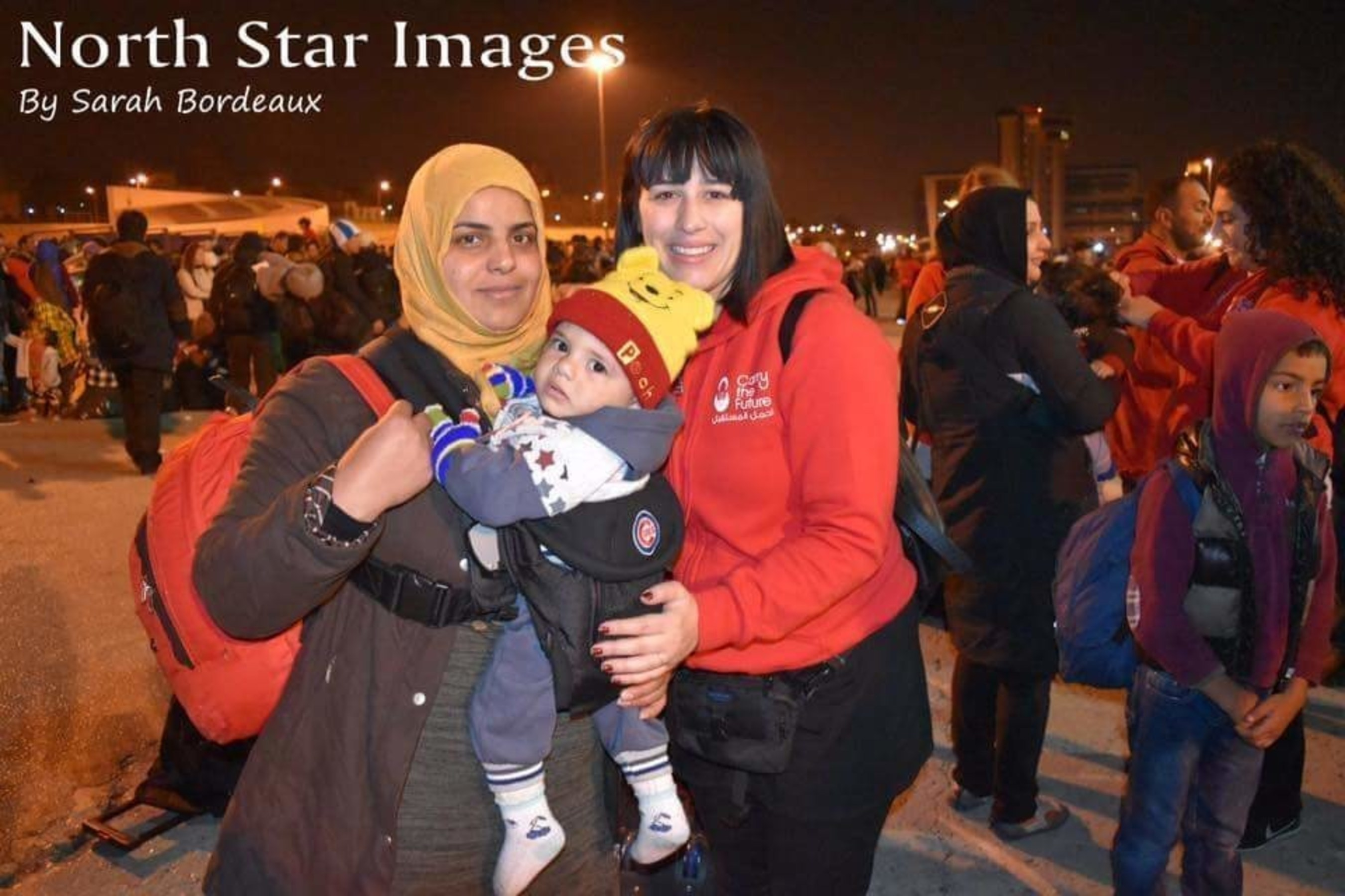 Scientologist Sparks Movement to Help Refugee Families and Their Babies