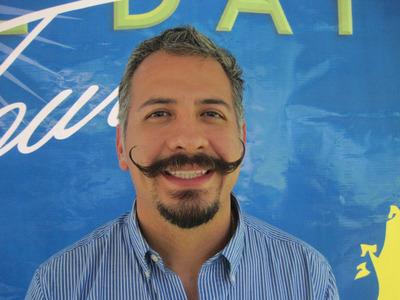 Ricardo Ruiz, Wahl Man of the Year. (PRNewsFoto/WAHL Trimmers) (PRNewsFoto/WAHL TRIMMERS)