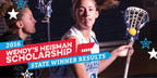 Wendy's High School Heisman Recognizes Midwest Region Seniors For Never Cutting Corners