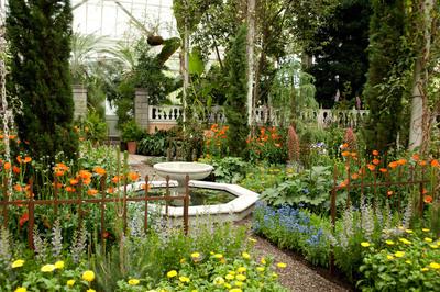 """Wild Medicine"" On View At The New York Botanical Garden Through Sept. 8, 2013.  (PRNewsFoto/The New York Botanical Garden)"