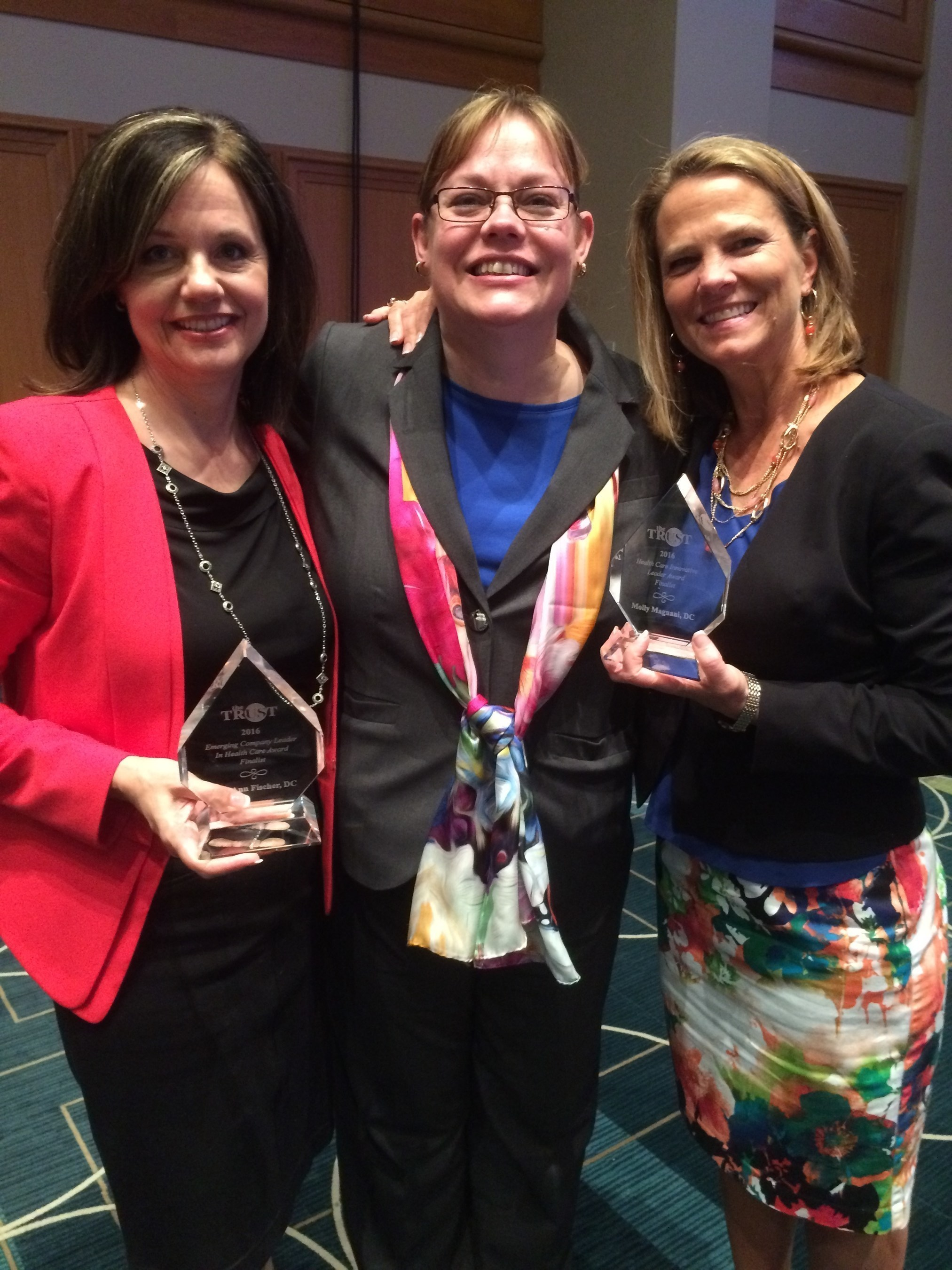 Chiropractic Care of Minnesota, Inc. Leaders Honored for ...