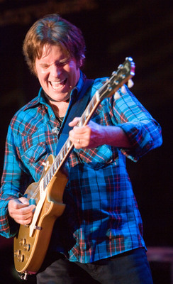 John Fogerty performing at American Thunder Benefit for Bob Woodruff Foundation at Buffalo Chip in Sturgis, South Dakota on August 11th. (photo credit David Rose) (PRNewsFoto/Bob Woodruff Foundation)