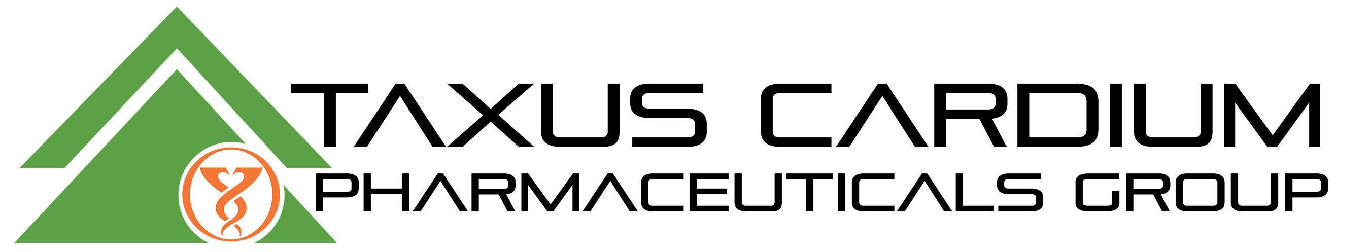Taxus Cardium Pharmaceuticals Group Logo. (PRNewsFoto/Taxus Cardium Pharmaceuticals Group Inc.) (PRNewsFoto/TAXUS CARDIUM PHARMACEUTICALS)