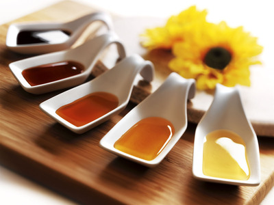 September is National Honey Month. There are more than 300 varietals of honey in the U.S., each with a distinct flavor profile and color.