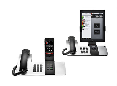 ShoreTel Dock - Compatible with iPad and iPhone.