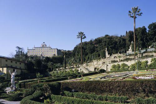 Villa Garzoni, Courtesy Lionard
