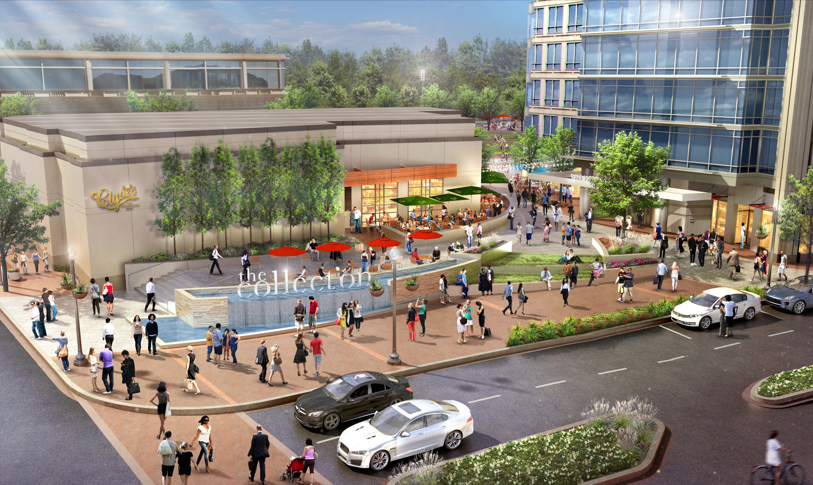 The Chevy Chase Land Company and Streetsense have announced the signing of a 5,000 square foot lease with The Little Beet Table, a New York born market-fresh restaurant that will bring wholesome, regionally-sourced food and drink to one of the central retail spaces in the inviting new plan for The Collection in Chevy Chase, MD. In the past few months, the Land Company has unveiled bold plans for a series of improvements to one of the most recognizable retail blocks in the Washington, DC area.
