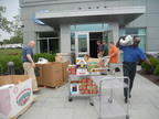 Morphotek, Inc. Employees Collect Nearly 9,000 Pounds of Food for Local Families