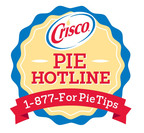 Keep Calm And Bake On! The Crisco(R) Pie Hotline Is Back With Extended Holiday Hours.  (PRNewsFoto/The J.M. Smucker Company)