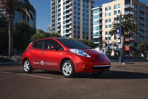 TotalCarScore.com Names Nissan LEAF the Best Car for Commuting