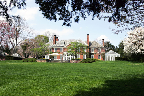 Concierge Auctions to sell circa 1928 Pretty Brook House in Princeton, New Jersey on June 12th. ...
