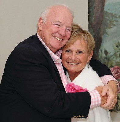 The Honorable Francis X. and Janet Kelly, Co-founders of Kelly & Associates Insurance Group, Inc.