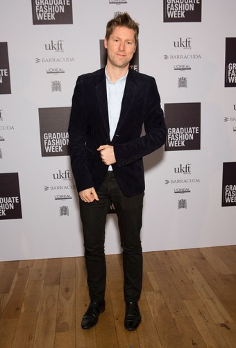 Christopher Bailey Chief Creative and Chief Executive Officer of Burberry (PRNewsFoto/Graduate Fashion Week) (PRNewsFoto/Graduate Fashion Week)