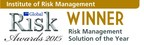 Citi Retail Services wins Institute of Risk Management's Global Risk Award