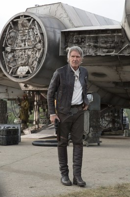 HARRISON FORD TEAMS UP WITH NYU LANGONE MEDICAL CENTER, FACES, AND IFONLY TO AUCTION ICONIC STAR WARS MEMORABILIA BENEFITING EPILEPSY RESEARCH, EDUCATION AND PATIENT SERVICE