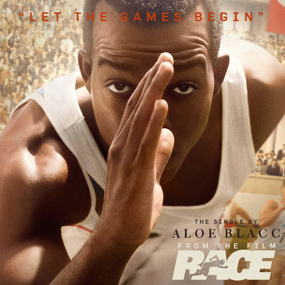 """Let the Games Begin"" by Aloe BlaccSingle Artwork"