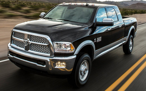 2013 Ram 2500 now available at Briggs Dodge of Topeka.  (PRNewsFoto/DealerFire)