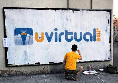 UVirtual.me.  (PRNewsFoto/Uvirtual.me)