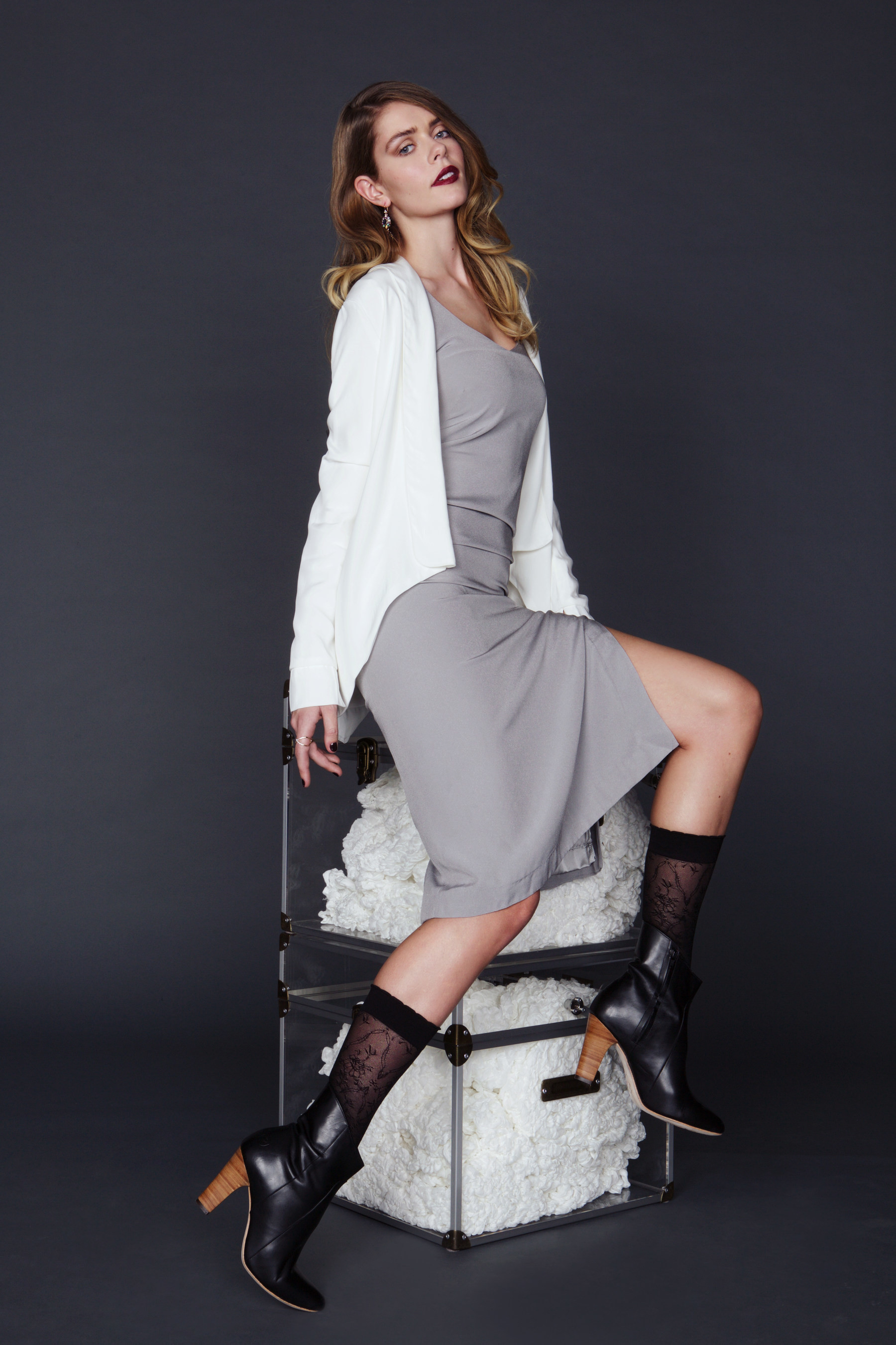"""Poppy Barley & MARGE launch campaign inviting women to """"Celebrate the Luxury of You"""" with clothing and footwear exclusively designed to fit and flatter their frames and lifestyles. poppybarley.com   margeclothing.com"""