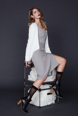 """Poppy Barley & MARGE launch campaign inviting women to """"Celebrate the Luxury of You"""" with clothing and footwear exclusively designed to fit and flatter their frames and lifestyles. poppybarley.com 