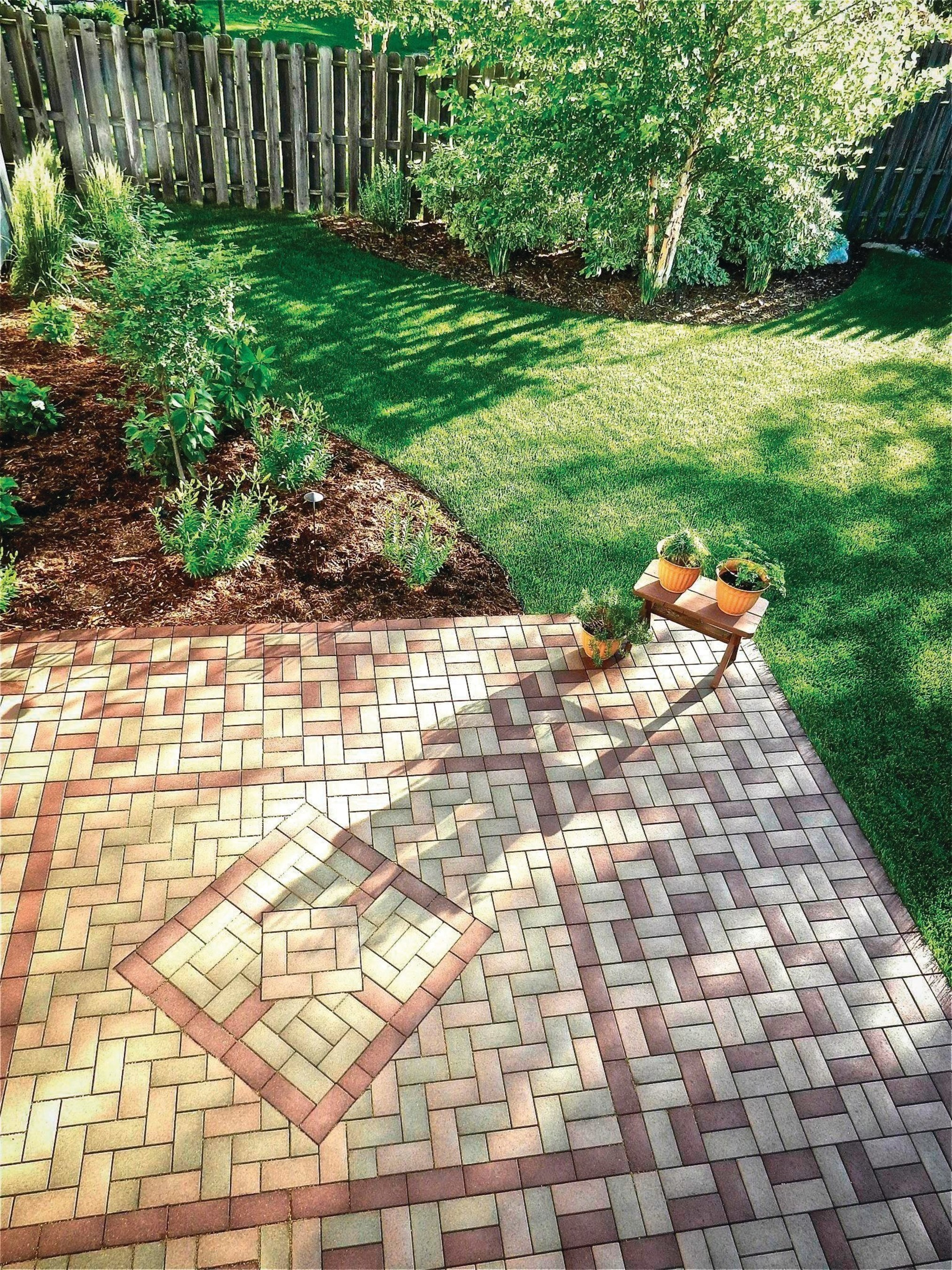 AZEK(R) Pavers, as seen in this photo, celebrates recycling more than 25 million pounds of scrap for Earth Day.