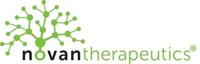 Novan Therapeutics logo (PRNewsFoto/Novan Therapeutics)