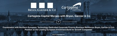Bryan, Garnier & Co (PRNewsFoto/Bryan, Garnier & Co) (PRNewsFoto/Bryan, Garnier & Co)