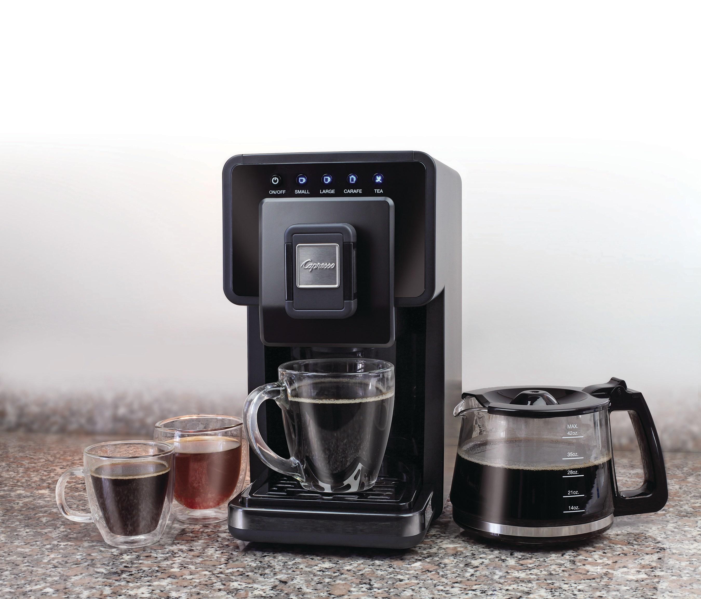 New Capresso Triple Brew Coffee & Tea Maker