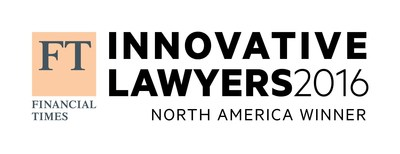 Financial Times Innovative Lawyers 2016