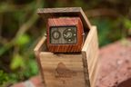 WeWOOD furthers its newest tree-planting initiative through the release of the Jupiter Brown-Army, pictured above. This watch features 100% natural bicolor wood detail and premium Japanese movements.