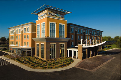 Cambria Suites Announces Expansion To New Markets.  (PRNewsFoto/Choice Hotels International, Inc.)