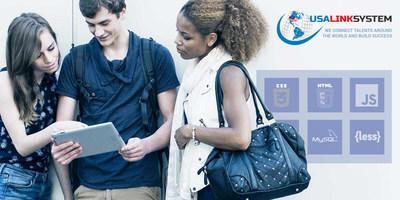USA Link System, Student Workshops, Information Technology, Work Study Programs, University, Learning