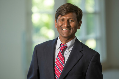 Thota Ganesh, PhD, of Emory University, is one of the 2014 ADDF Harrington Scholar Award recipients for research on a novel anti-inflammation drug for the treatment of Alzheimer's disease. (PRNewsFoto/University Hospitals Case...)