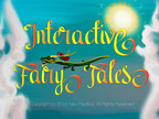 Interactive Fairy Tales English Language Cover Page