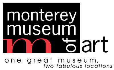 Monterey Museum of Art Logo. (PRNewsFoto/Monterey Museum of Art)