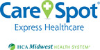 HCA Midwest Health System and CareSpot to Establish Urgent Care Centers in the Greater Kansas City Area.  (PRNewsFoto/CareSpot)