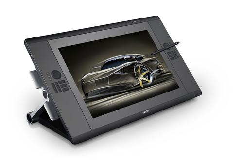 Wacom Launches Cintiq 24HD For Creative Pros