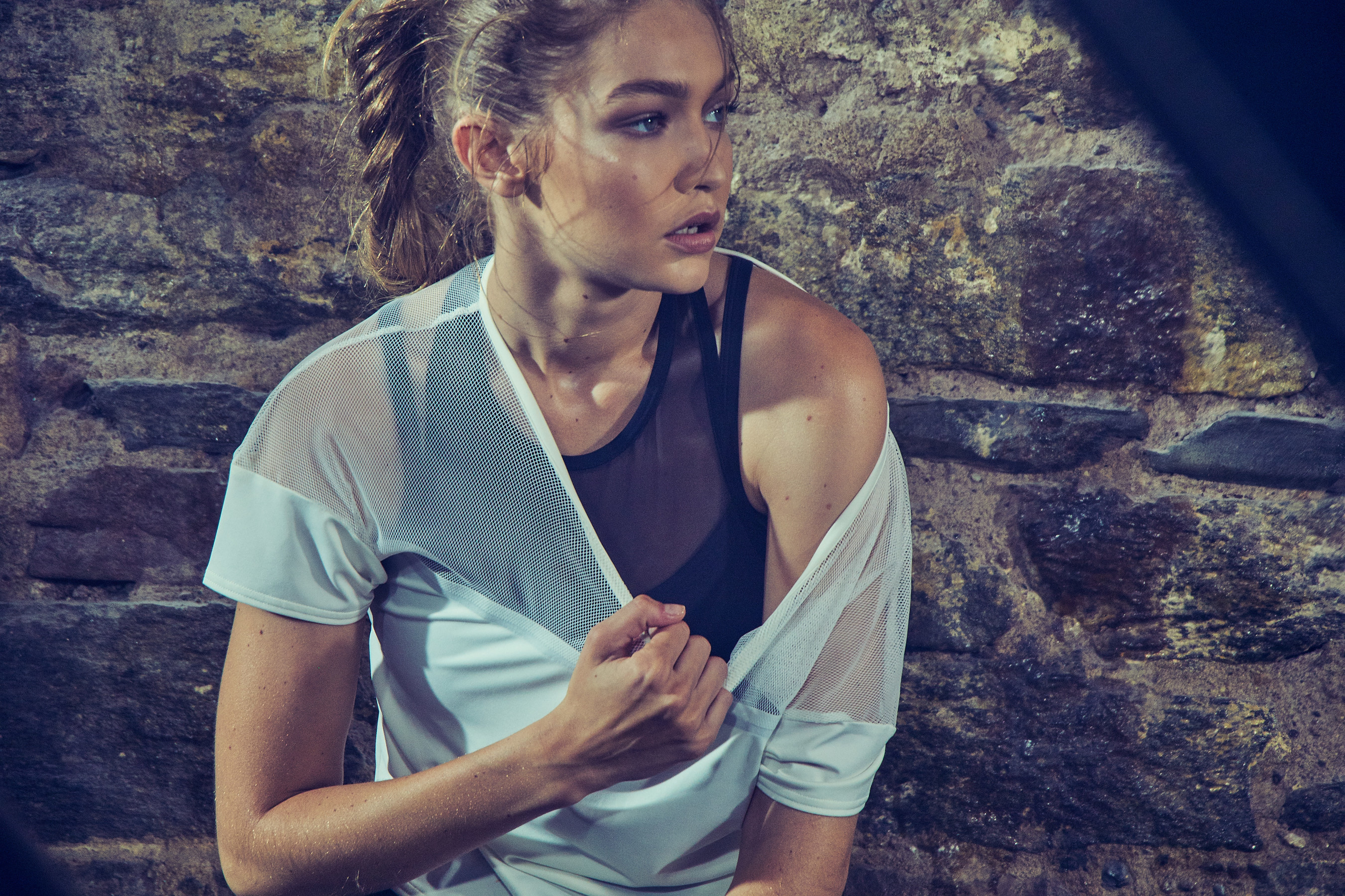 GIGI HADID JOINS FORCES WITH REEBOK TO TELL NEXT PHASE OF BE MORE HUMAN CAMPAIGN