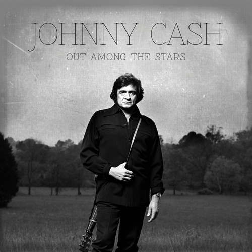 Out Among The Stars cover art. (PRNewsFoto/Legacy Recordings) (PRNewsFoto/LEGACY RECORDINGS)